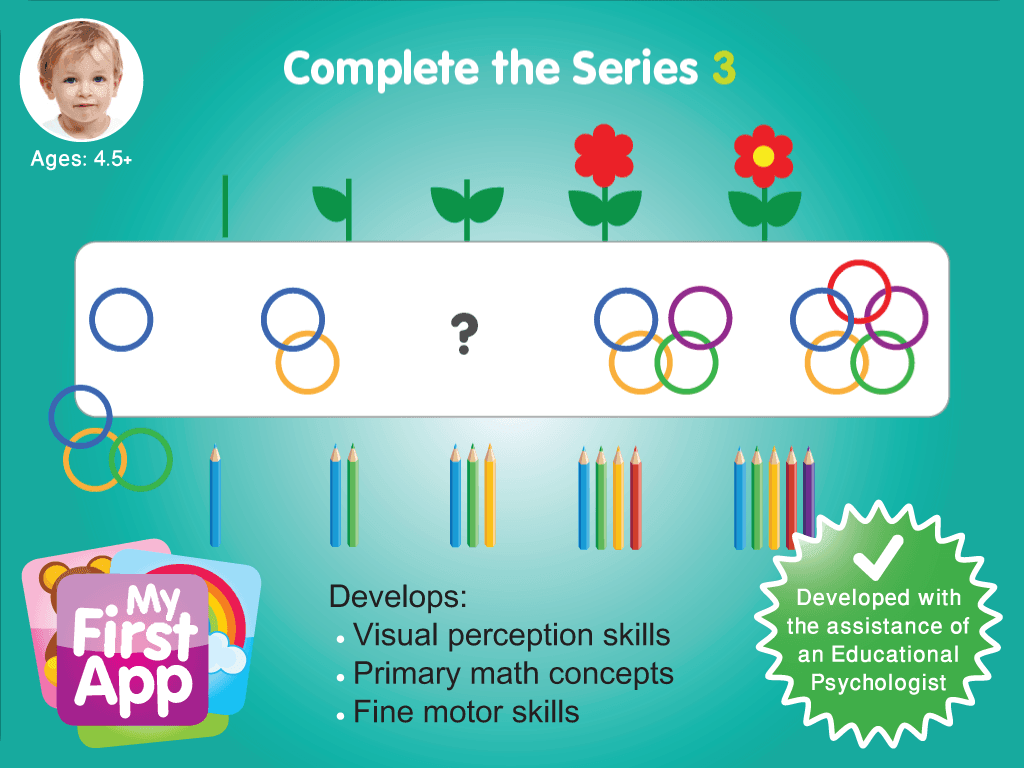 Complete the Series 3