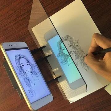 Modern Projection Tracing Toy